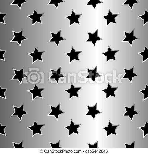 metallic stars texture - csp5442646