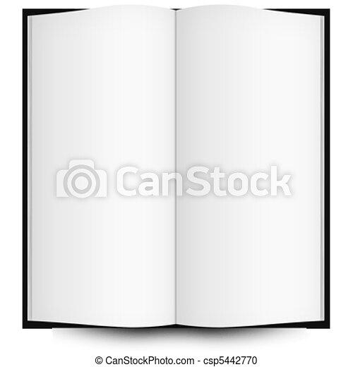 open book - csp5442770