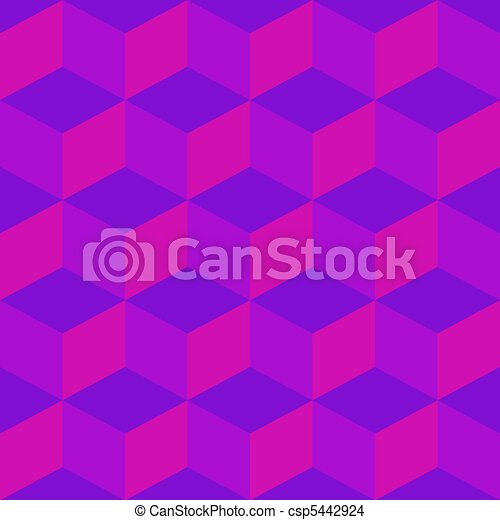 psychedelic pattern mixed purple - csp5442924