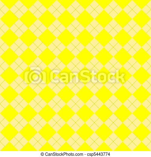 sweater texture yellow - csp5443774