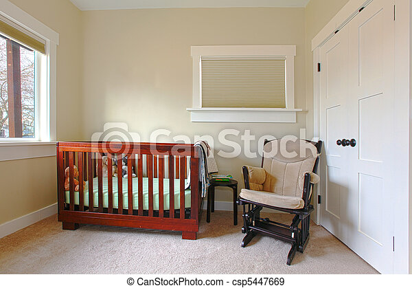 Nursery with simple setting - csp5447669