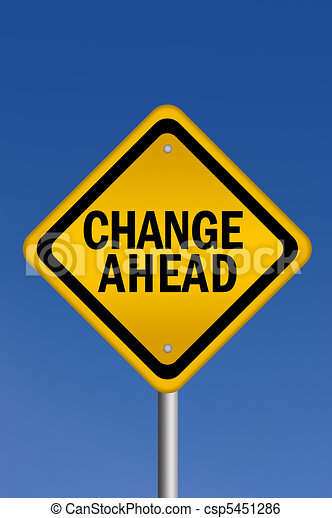 Change ahead - csp5451286