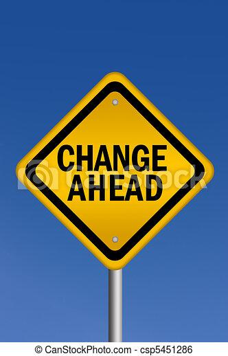 Change ahead - csp5451286