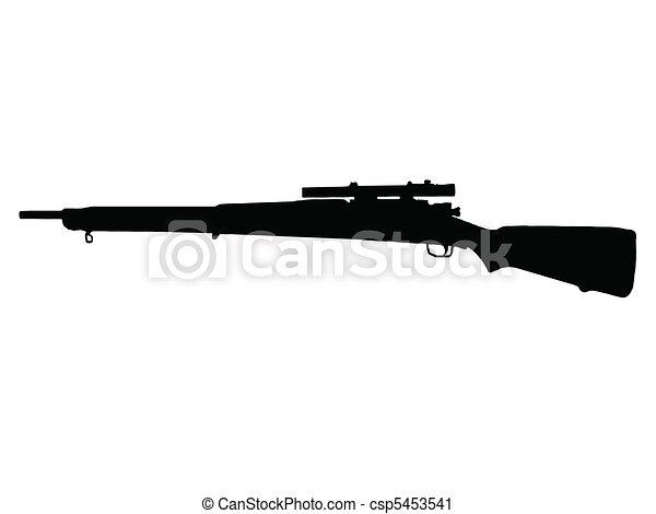 Rifle Clipart Ww2 Rifle Clipart