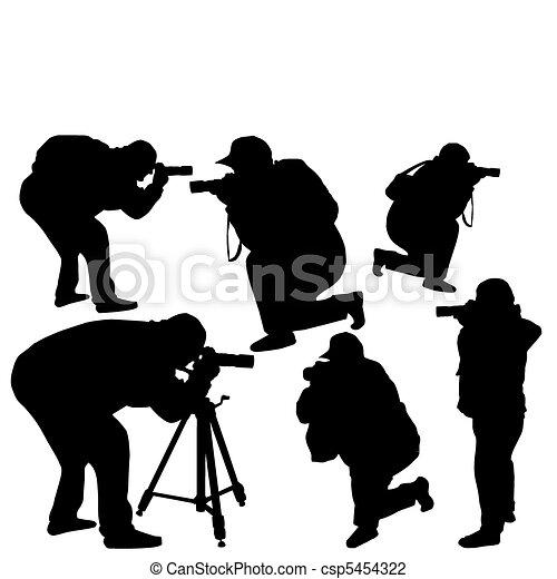 professional photographers - csp5454322