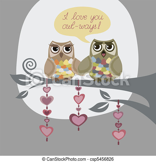 I love you always - csp5456826