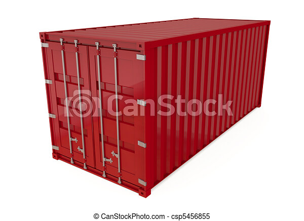 Shipping Container - csp5456855