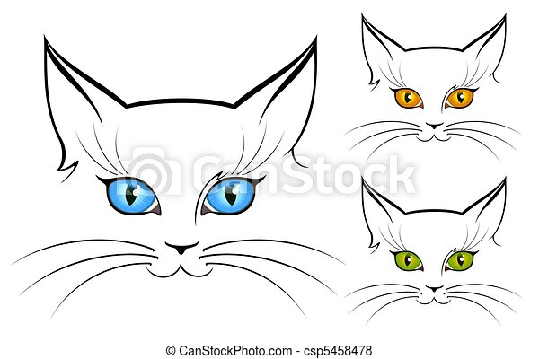 Tatouages Silhouette De Chat as well Thing moreover How To Draw Manga besides Thing likewise Detail. on cat eye