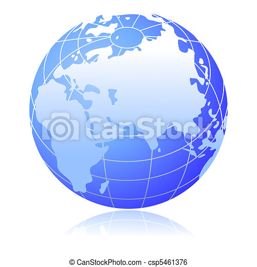 Earth Globe - csp5461376