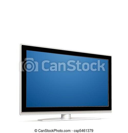 Plasma LCD TV - csp5461379