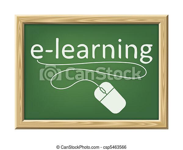 e-learning - csp5463566