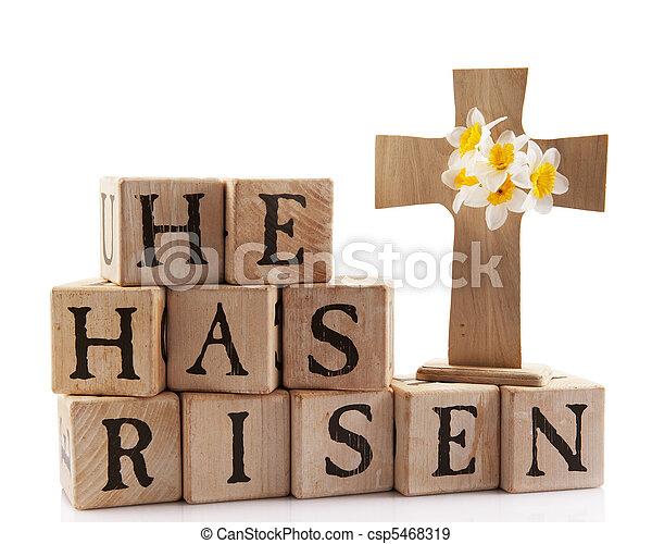 消息, 復活節 - csp5468319