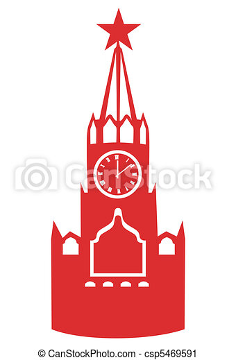 Moscow Kremlin - csp5469591