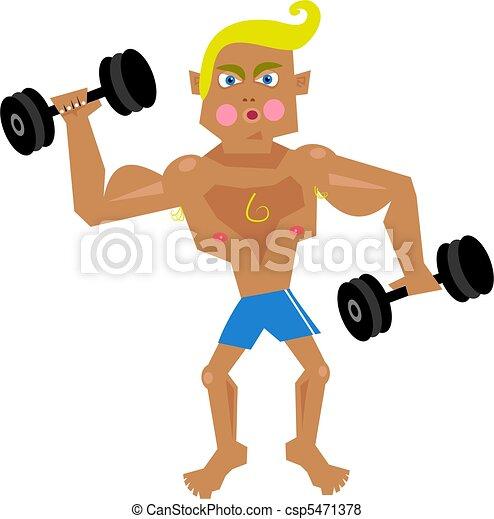 Workout - csp5471378