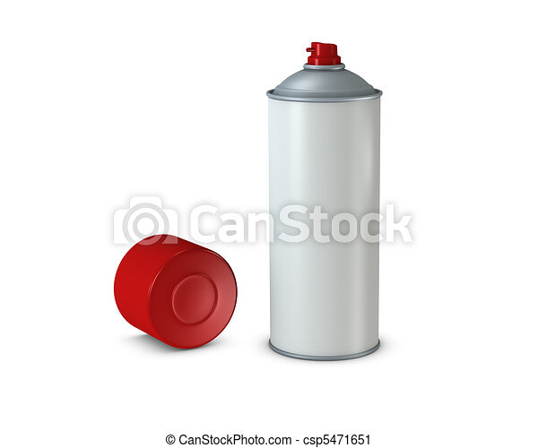 Spray can - csp5471651
