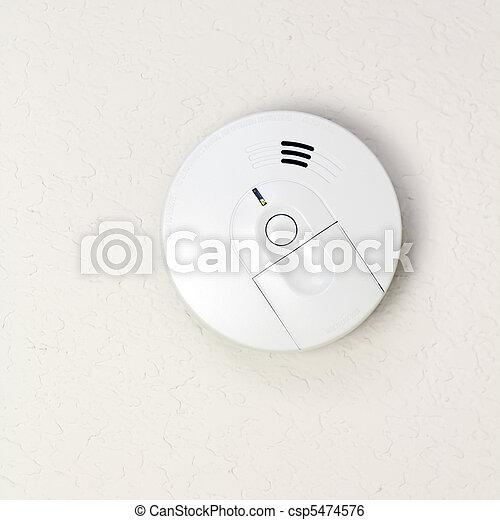 Smoke Alarm - csp5474576