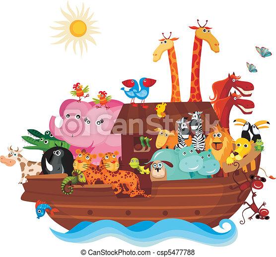 Noah's Ark - csp5477788