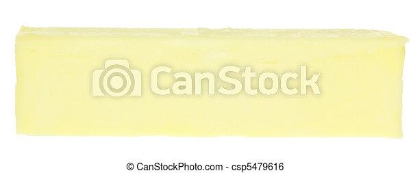 Stick of Butter - csp5479616