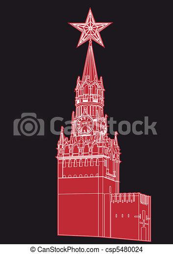 Kremlin - csp5480024