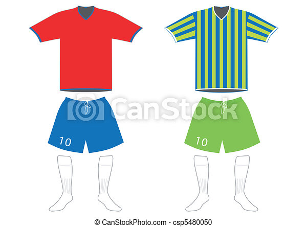 Soccer uniform - csp5480050
