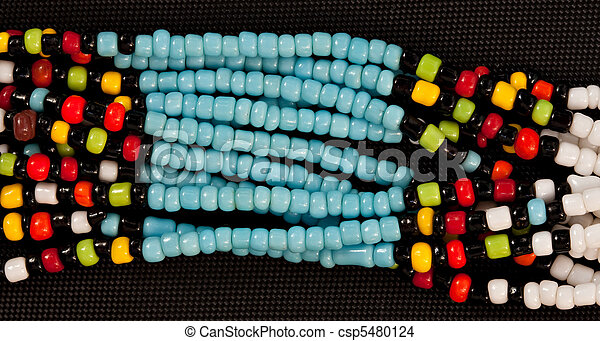 african string beads - csp5480124