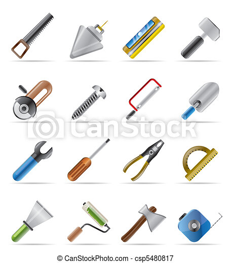 Building and Construction Tools  - csp5480817