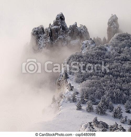 Mountains. - csp5480998