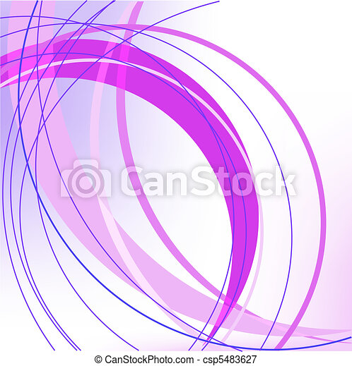 abstract background with arches - csp5483627
