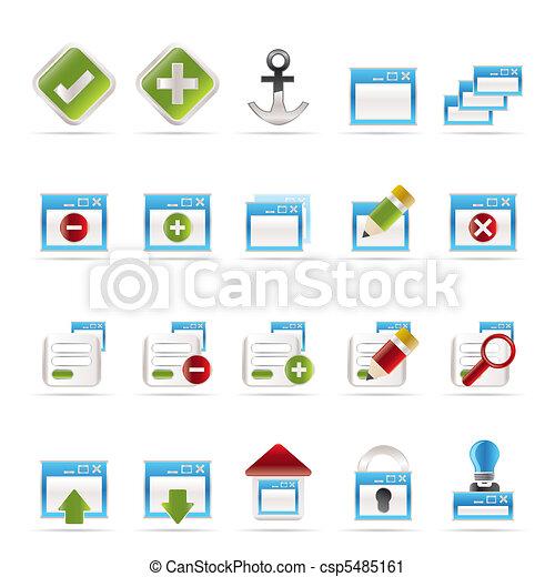 Application, Programming, Server  - csp5485161