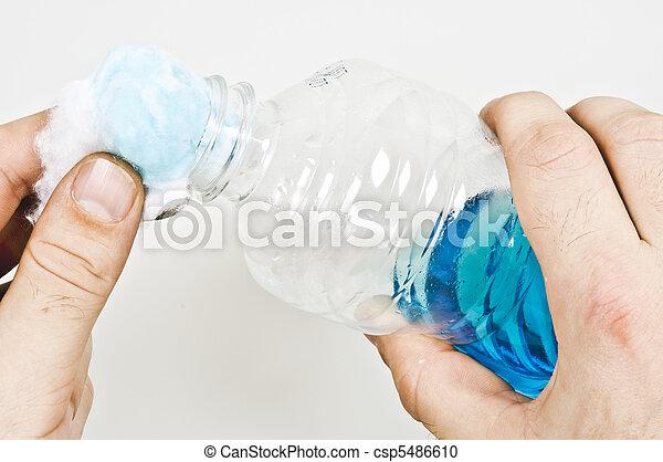 medicinal, alcohol - csp5486610
