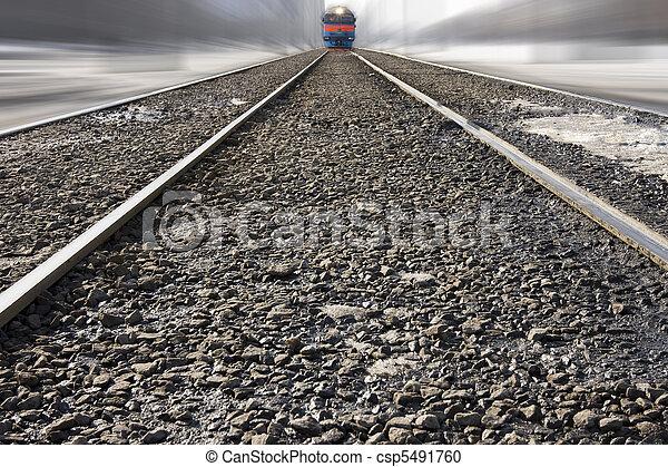Train - csp5491760