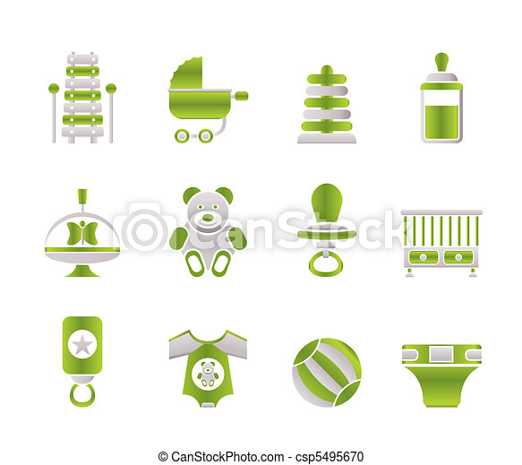 Child, Baby and Baby Online Shop - csp5495670
