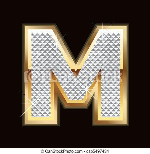 m bling bling - csp5497434