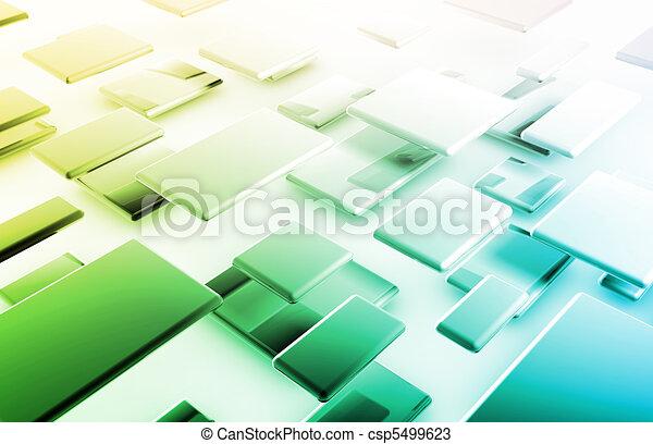 Technology Concept - csp5499623