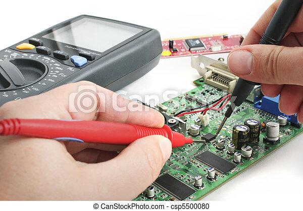 Computer technician - csp5500080