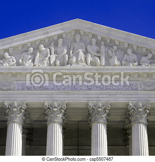 Supreme Court - csp5507487