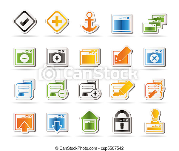 Application, Programming, Server  - csp5507542