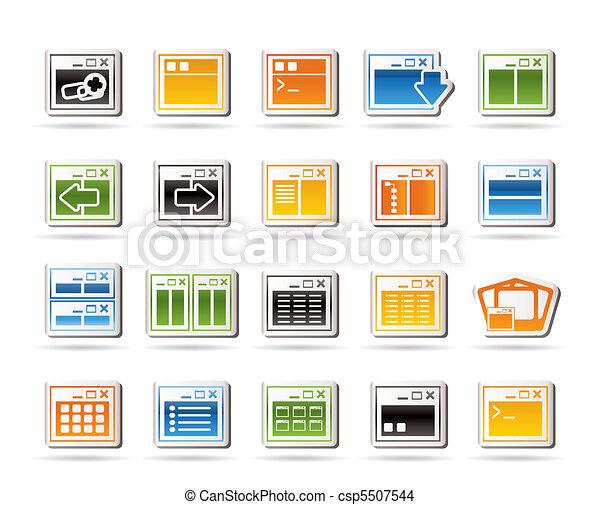 Application, Programming, Server - csp5507544