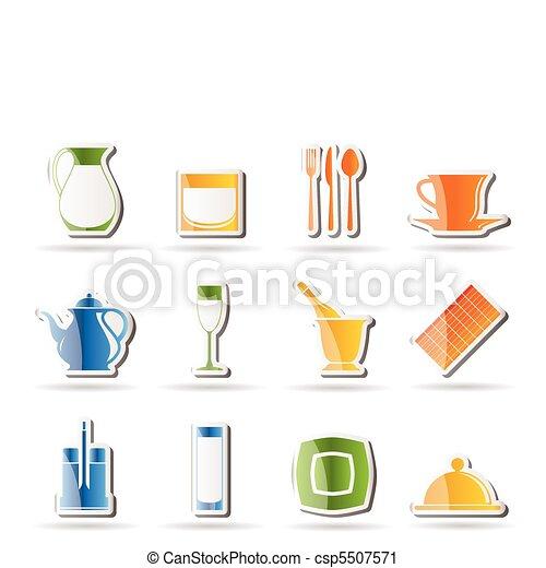 restaurant, cafe, bar, night clubs - csp5507571