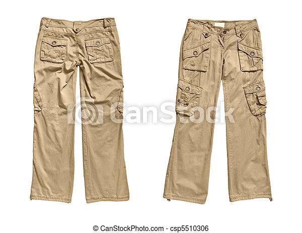cargo pants - csp5510306