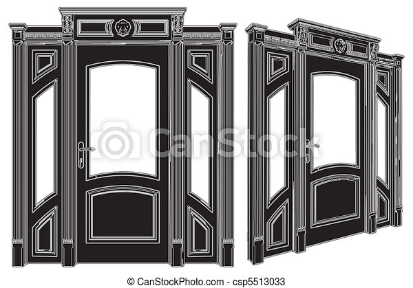 Elegance Door - csp5513033