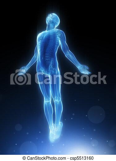 rising body  - csp5513160