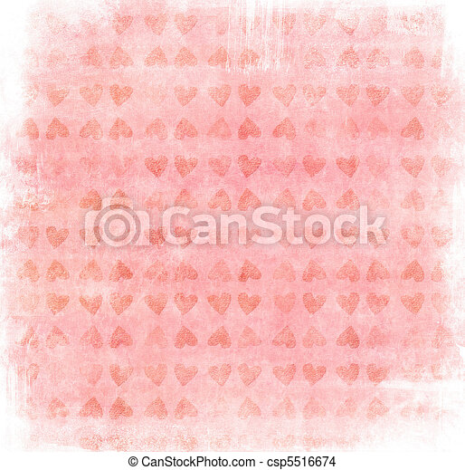 valentine's day background - csp5516674