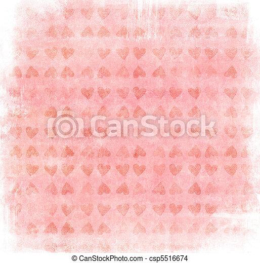 valentine's day background - csp5516674