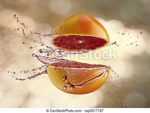 juicy fruit - csp5517187