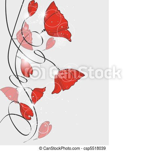 Poppy - csp5518039