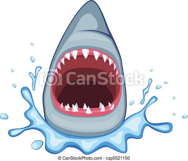 shark vector - csp5521150
