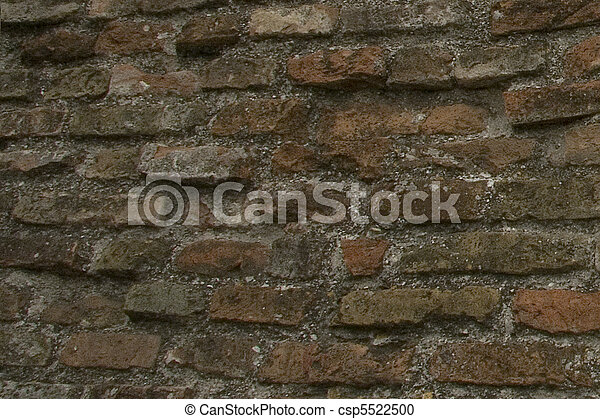 Old brickwork - csp5522500