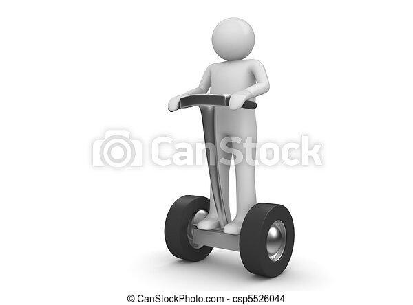 Segway driver - csp5526044