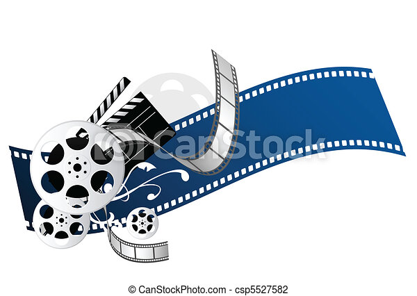 movie elements - csp5527582